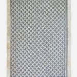 Fish Scale Design Tray in Grey Color