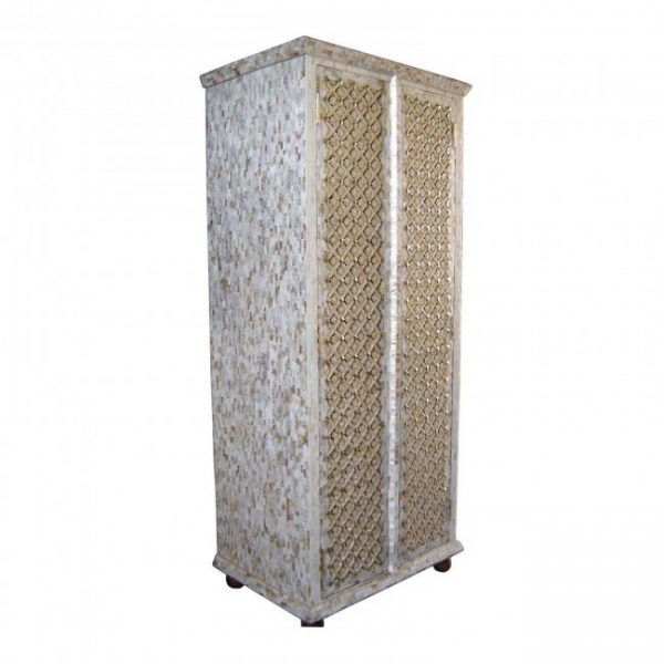 Mother of Pearl Wardrobe